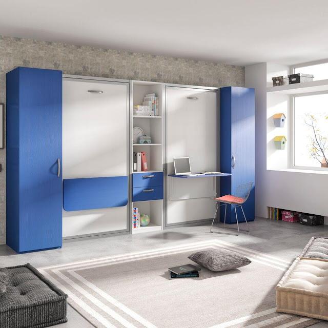 Habitaciones infantiles y juveniles blanco mobles - Muebles infantiles barcelona ...