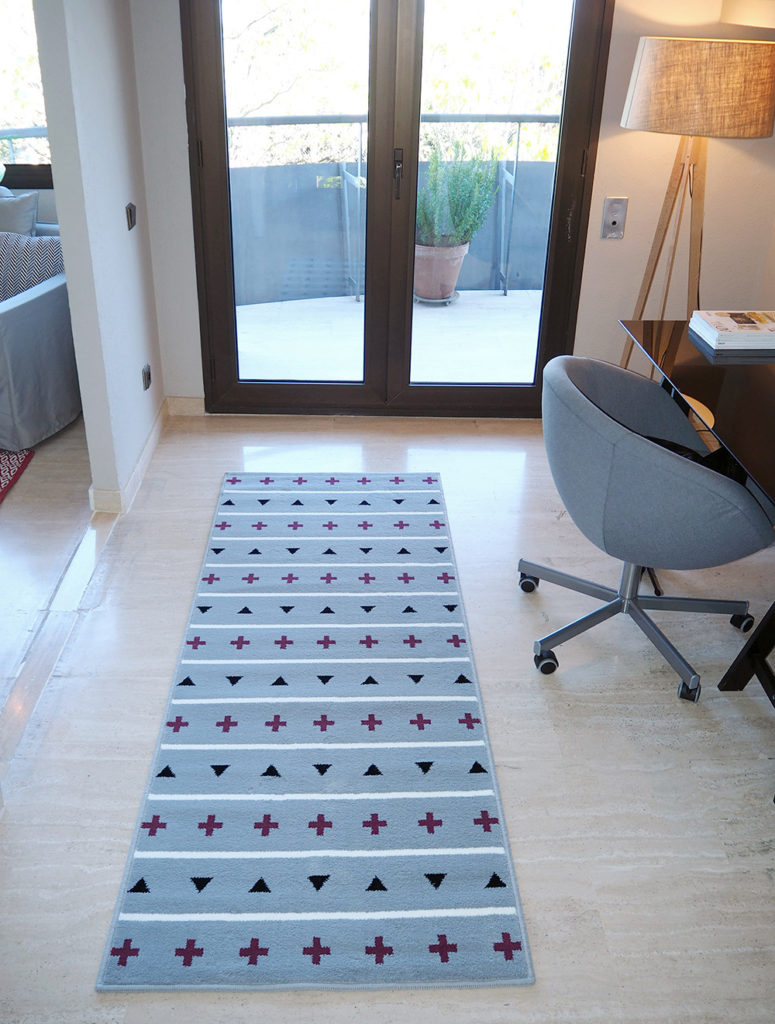 Alfombras blanco mobles - Alfombras juveniles online ...
