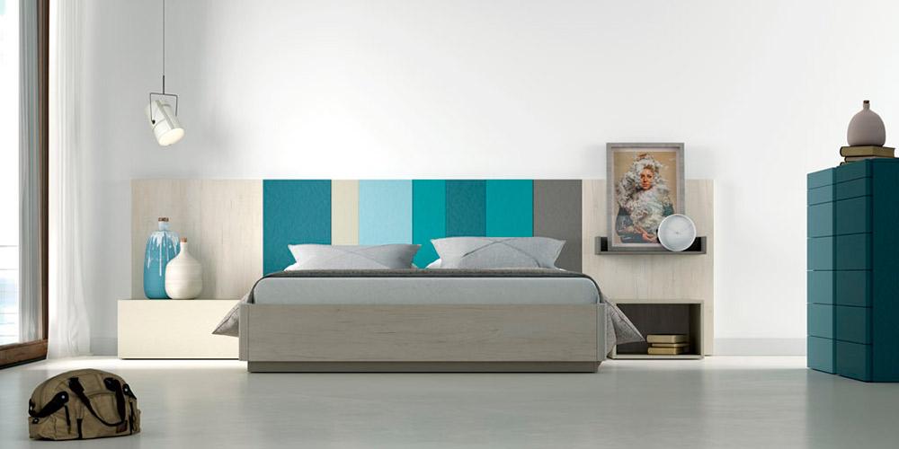dormitorio matrimonio cabecero aw colores