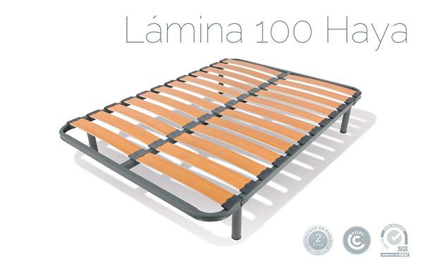 lamina 100 haya